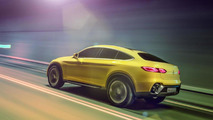 Mercedes-Benz Concept GLC Coupe