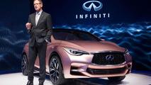 Infiniti President Johan de Nysschen jumps ship for Cadillac