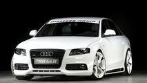 Audi A4 3.0 TDI by Rieger tuning