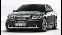 Oficial: Novo Chrysler 300 estará em Genebra como Lancia Thema