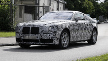 Rolls-Royce Wraith gets rendered