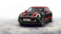 2017 Mini Clubman JCW debuts with AWD and 228 hp