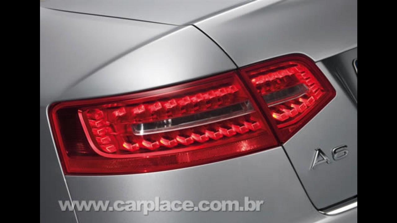 Audi revela linha A6 2009 com novo visual e novos motores - Veja fotos