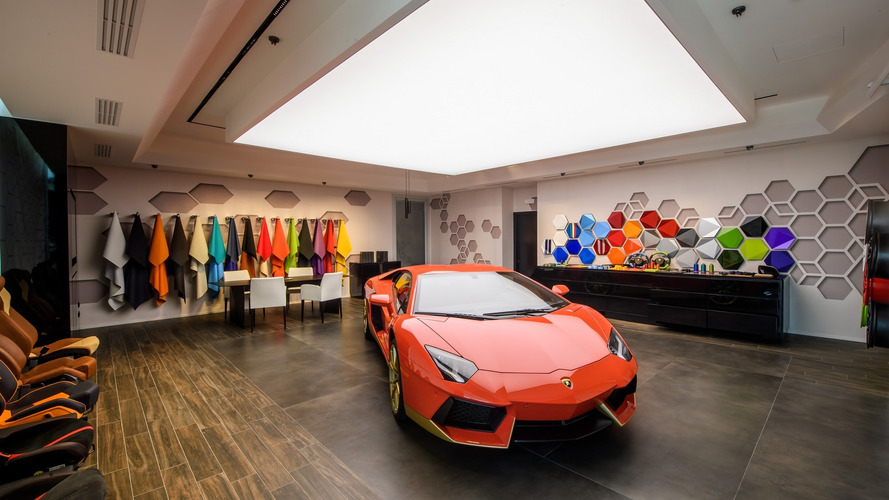 Lamborghini Ad Personam Studio