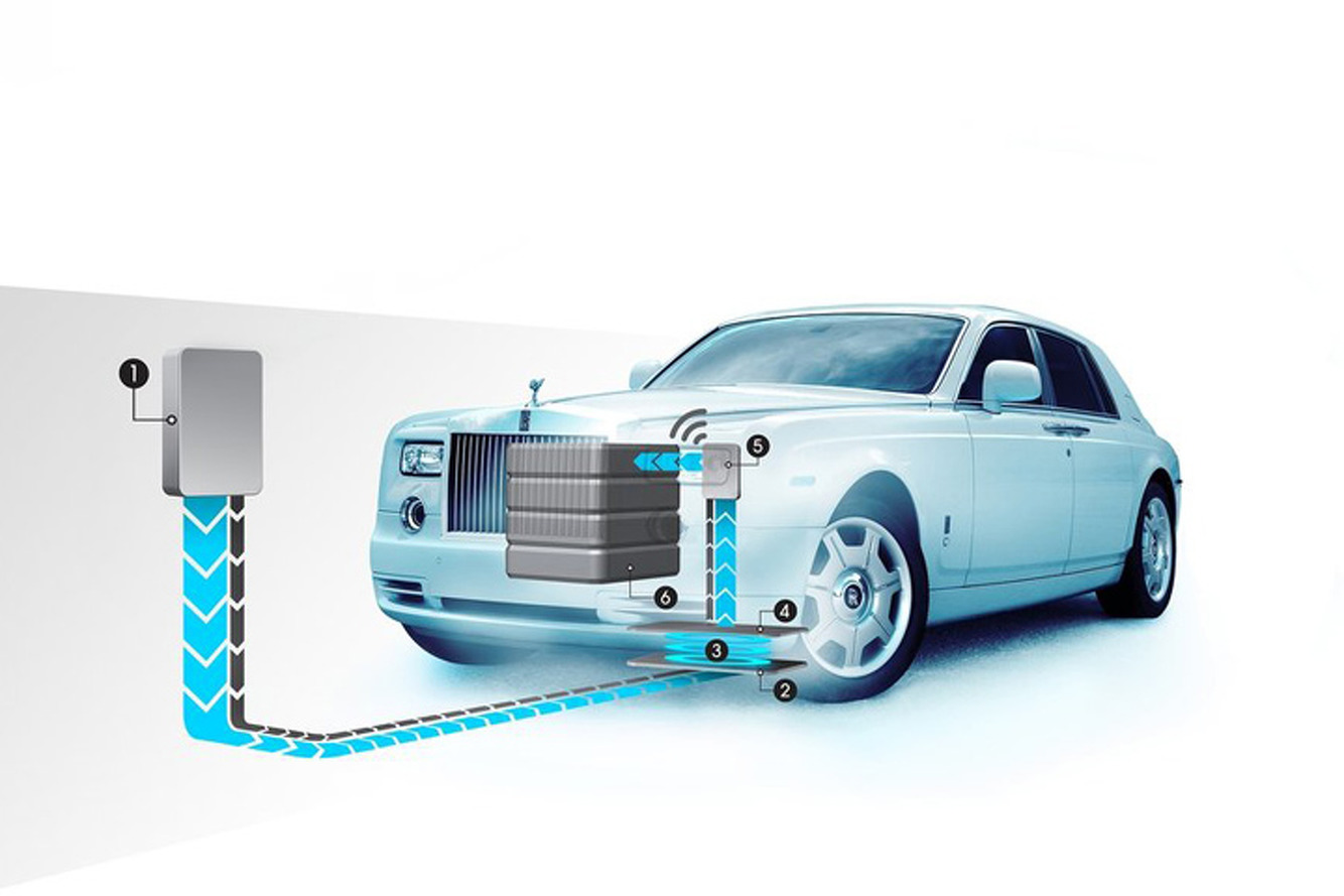 Rolls-Royce EV, Plug-In Hybrid Still In The Works