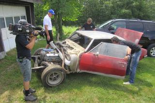 Richard Rawlings Discovered Pontiac's