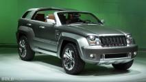 Jeep Trailhawk Concept