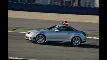 Mercedes-Benz SLK55 AMG F1 Safety Car