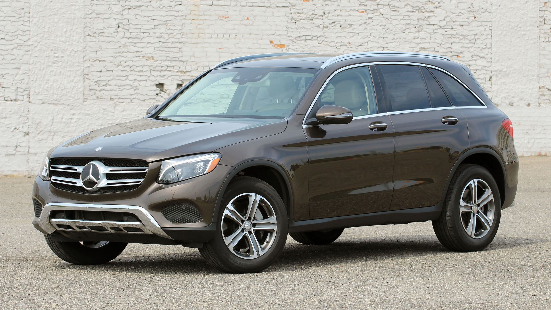 Review 2016 Mercedes Benz Glc300 4matic