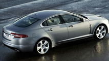 Jaguar XF Leaked Ahead of Soft Internet Launch
