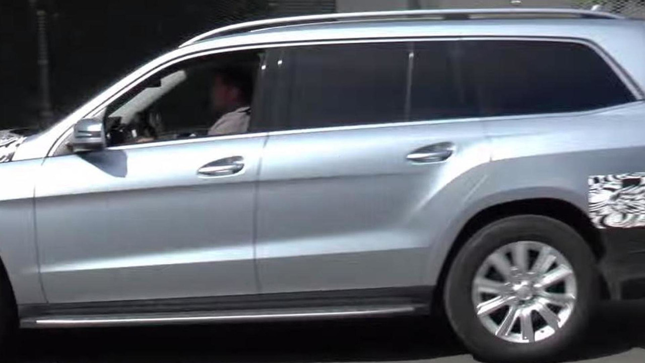 2016 Mercedes-Benz GLS