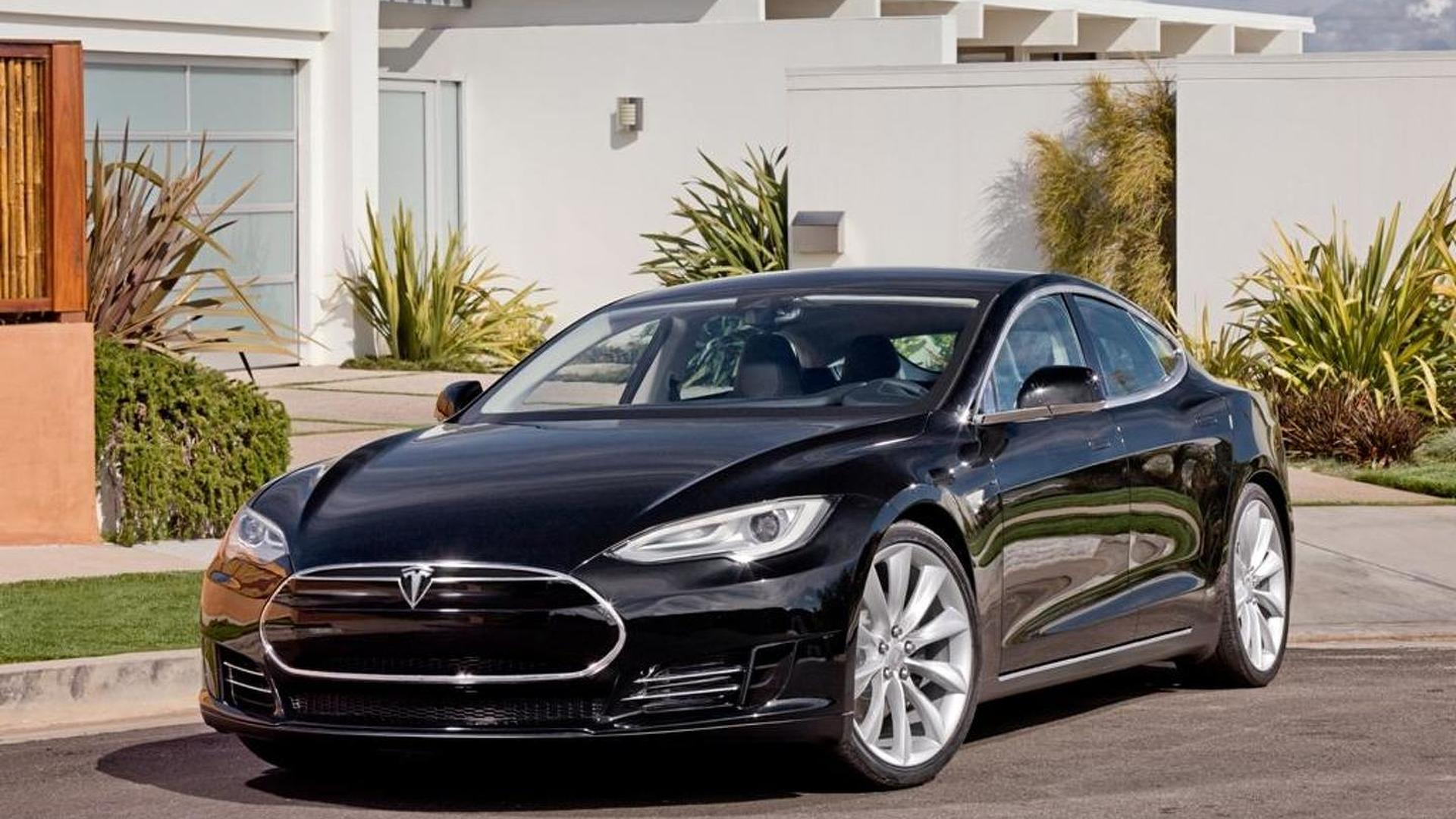 Tesla Model S officially rated at 89 MPGe combined