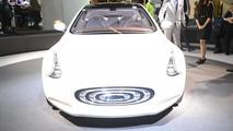 Thunder Power sedan concept