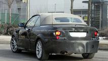 BMW 1 Series Convertible Spy Photos