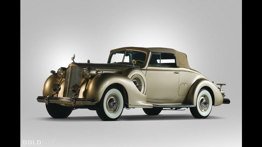 Packard Twelve Coupe Roadster