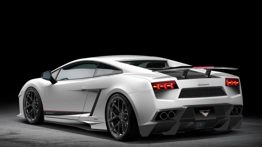 Vorsteiner announces first Lamborghini tuning concept Renazzo-V