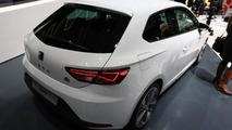 2013 Seat Leon SC publicly revealed in Geneva