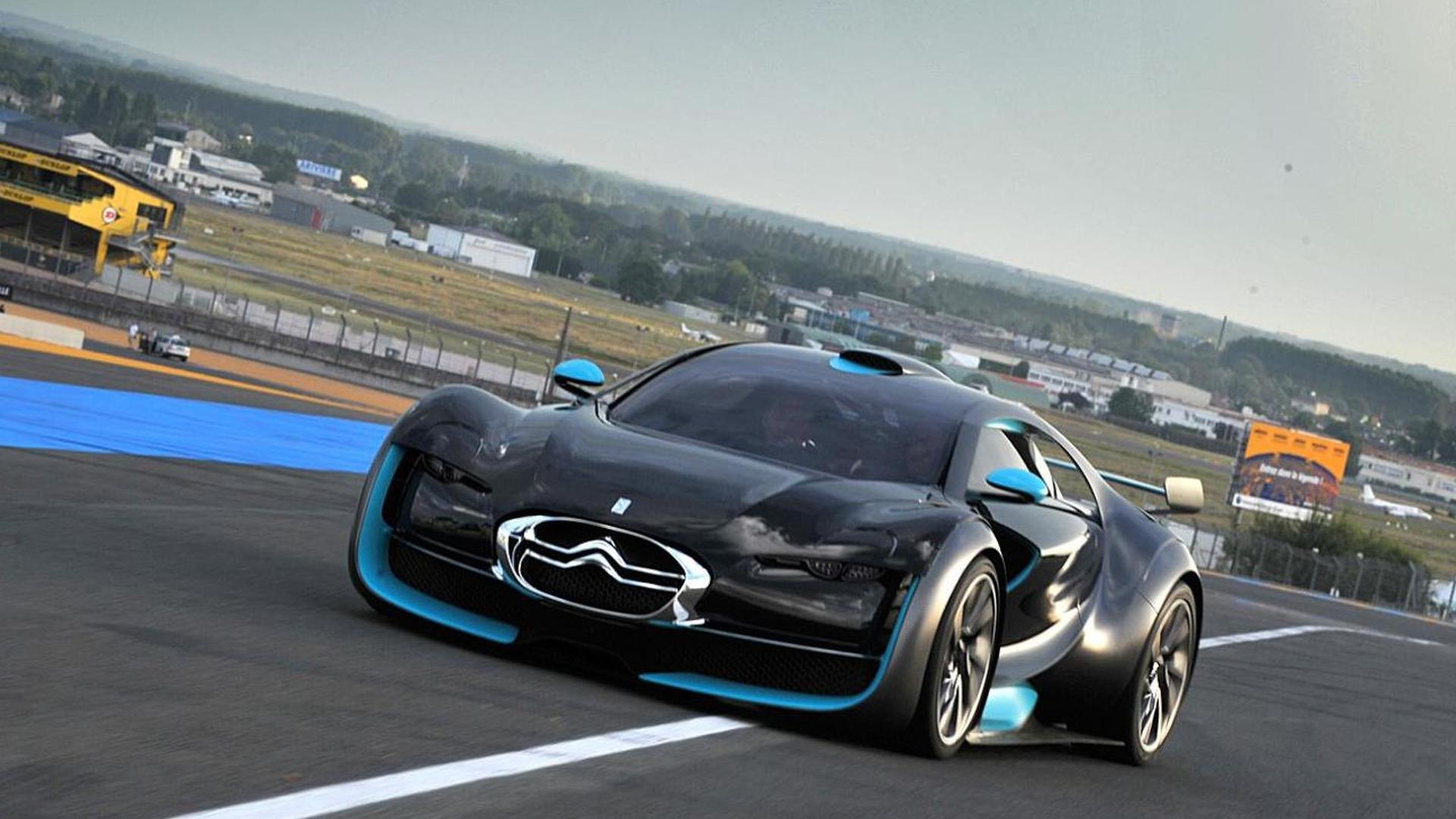 Citroen Survolt & Metropolis concepts edge close to production