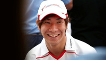 Howett admits Kobayashi likely for 2010 seat