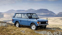 Range Rover celebrates 40th birthday [Video]