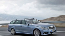 2010 Mercedes-Benz E-Class Wagon official photos released