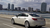 2012 Buick Regal GS unveiled