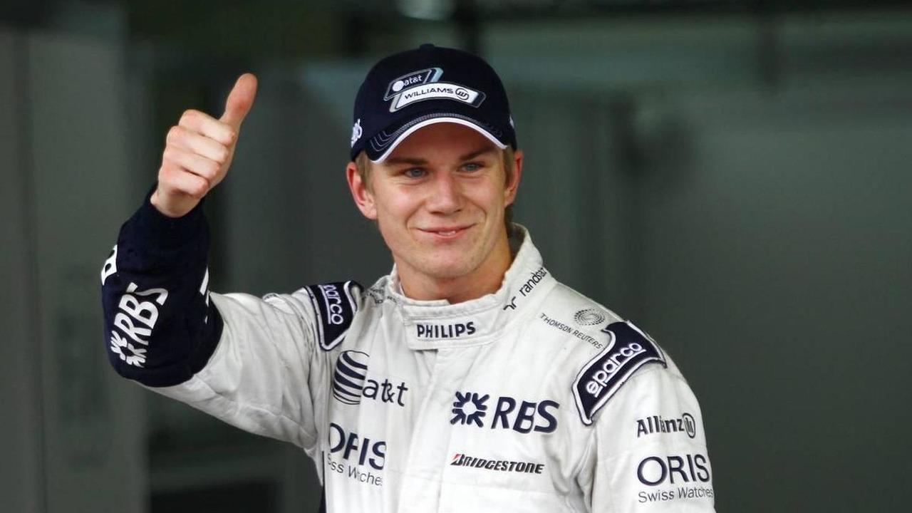 Nico Hulkenberg (GER), Williams F1 Team - Formula 1 World Championship, Rd 18, Brazilian Grand Prix, Saturday Qualifying, 06.11.2010 Sao Paulo, Brazil