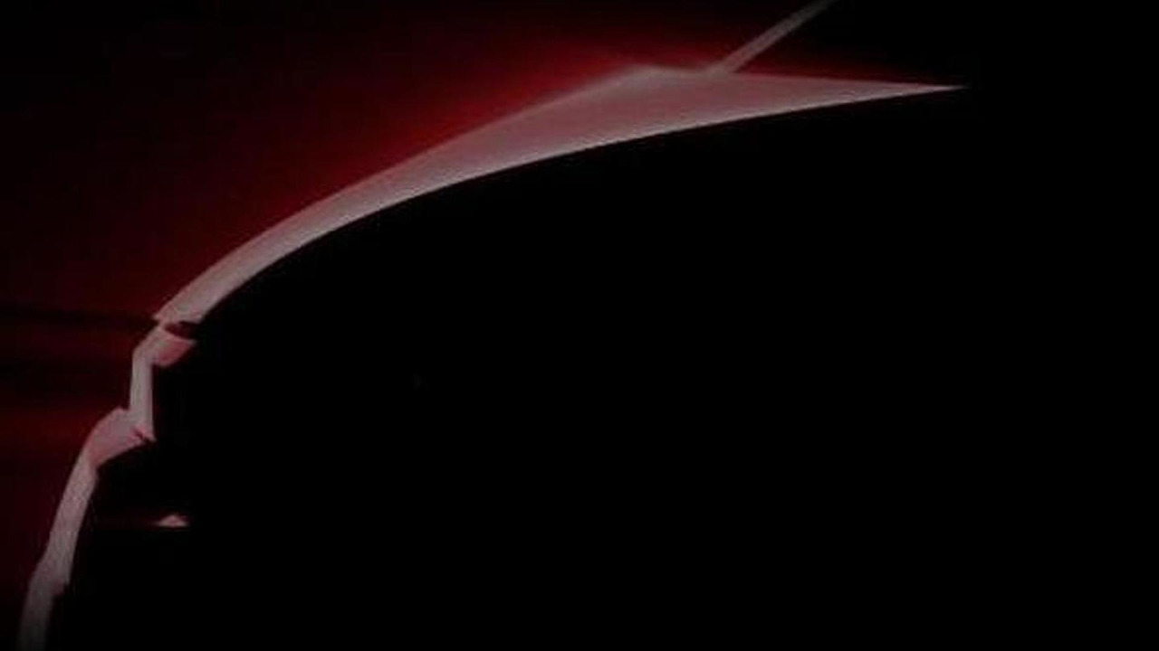 Guigiaro concept teaser ahead Geneva 22.02.2011