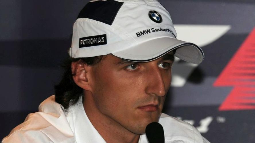 Kubica admits Ferrari talks