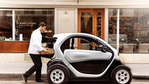 Renault introduces the business-oriented Twizy Cargo