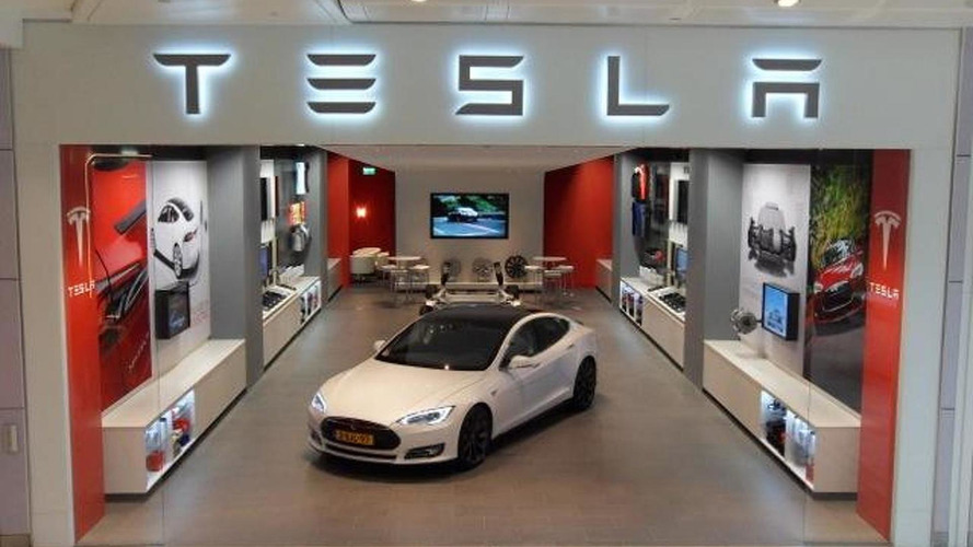 Buy a Tesla while getting a pair of pants at Nordstrom