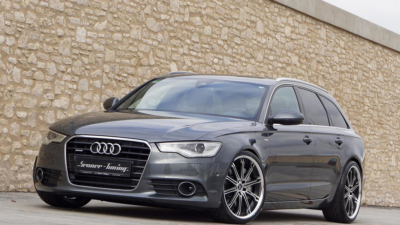 Audi A6 Avant by Senner Tuning 06.08.2013