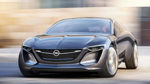 Opel Monza-based large SUV flagship model due in 2017 - report