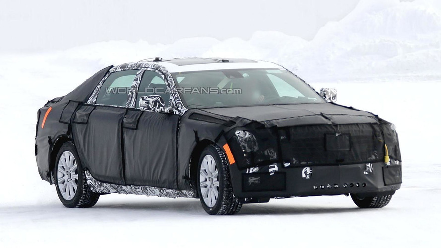 Cadillac flagship to 'define' the brand - report