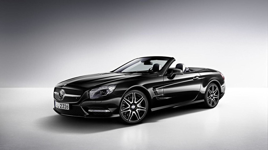 Mercedes-Benz SL 400 announced with 333 PS, priced from 97,282 EUR