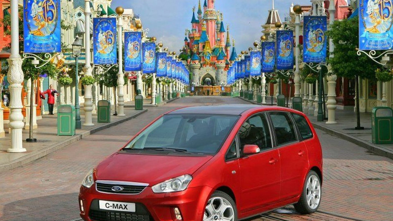 Ford C-MAX at EuroDisney