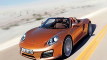 Report: Four-Cylinder Porsche Boxster Coming in 2011