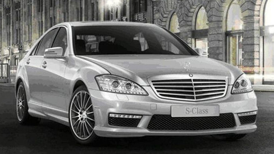 2010 Mercedes S63 AMG & S65 AMG Facelifts Revealed
