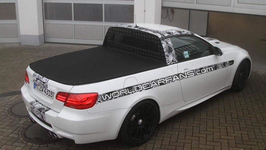 BMW M3 Pickup is an April Fools joke - report
