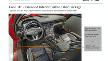 Mercedes-Benz SLS AMG Gullwing US dealer ordering guide leaked