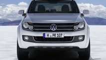 2010 Volkswagen Amarok Revealed in Full Production Form