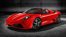 Ferrari 430 16M Scuderia Spider REVEALED