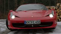 Ferrari 458 Italia real life photos - 1024 - 29.12.2009