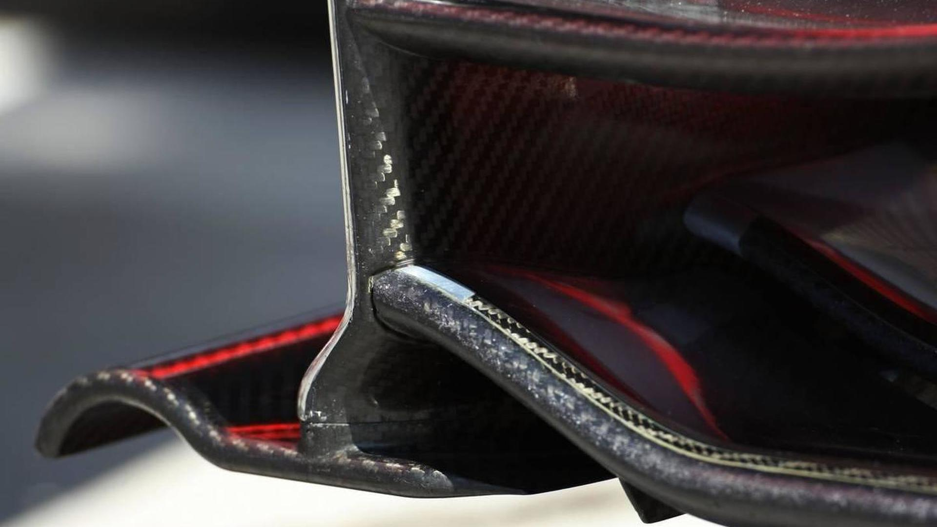 Rivals say McLaren turned down tougher flexi tests