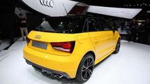 2014 Audi S1 Sportback at 2014 Geneva Motor Show