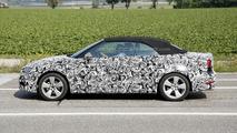 2014 Audi A3 Cabrio returns in a new spy photo session