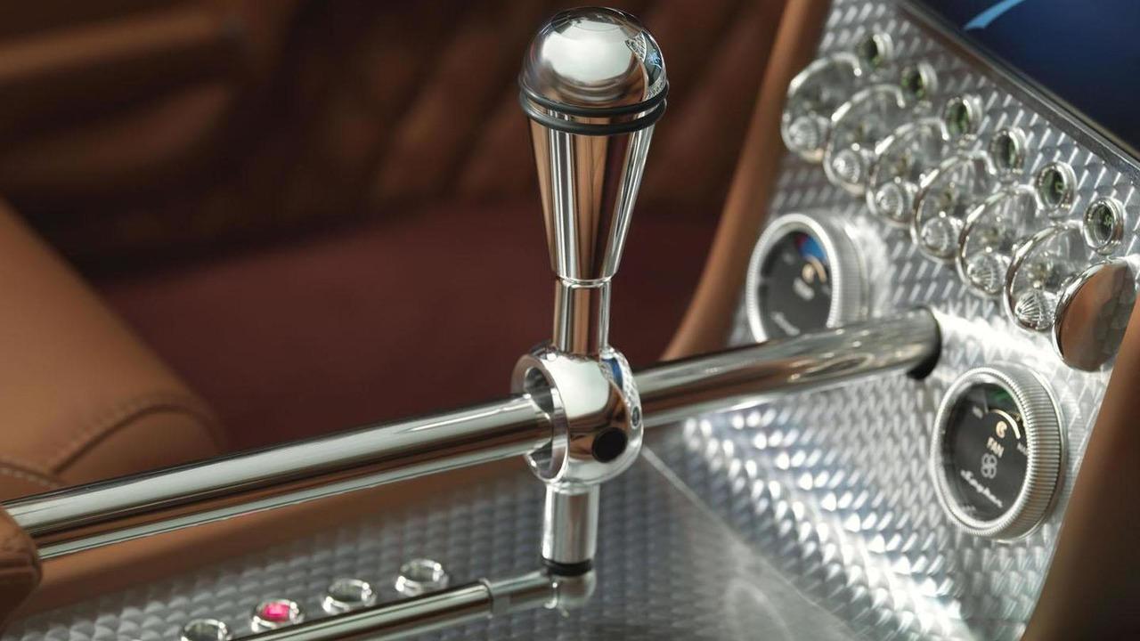Spyker B6 Venator Spyder concept 16.8.2013