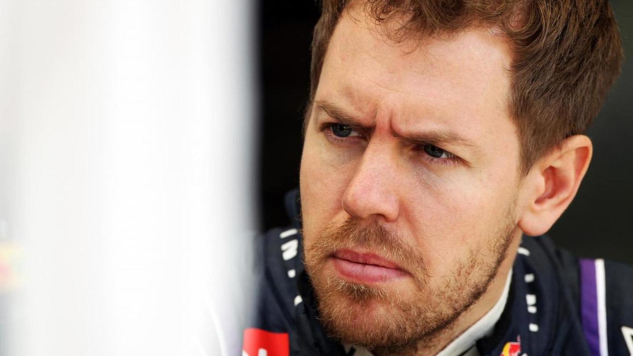 Sebastian Vettel 19.02.2014 Formula One Testing Bahrain
