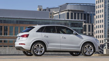 Audi Q3 makes its own parking spot [videos]