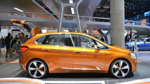 2013 BMW Concept Active Tourer Outdoor live at 2013 Frankfurt Motor Show 12.09.2013